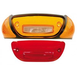 (LED) Peugeot Squab 50, Trekker 50/100, Metal-X, TKR Furious 50 (07-) VICMA Galinis žibintas