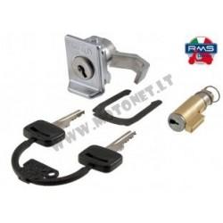 Tool box lock set 121790162