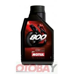 MOTUL 800 2T F.L. ROAD RACING variklio alyva