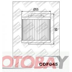 COF083 CHAMPION Motociklo alyvos filtras