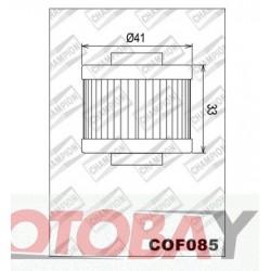 COF054 CHAMPION Motociklo alyvos filtras