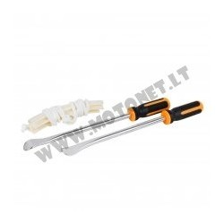 Tyre lever and rim protector set (2pcs/set)