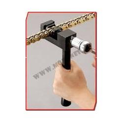 Grandinės ardymo ir kniedijimo įrankis CRT-50