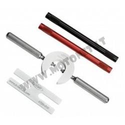 Priekinės šakės spyruoklių išėmimo įrankiai