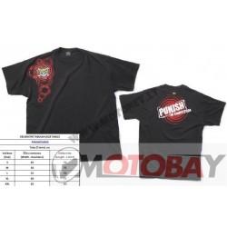 CYCRA Marškinėliai be apykaklės 108108 HARDCORE