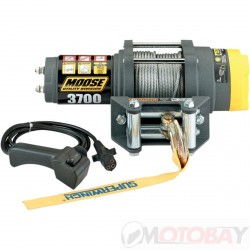 MOOSE 3700 lb winch WIRE ROPE