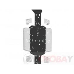 CF MOTO UFORCE 550 / 800 ( Tracker ) plastikinė dugno apsauga keturračiui