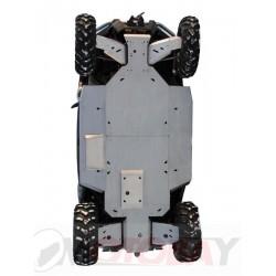 CF MOTO ZFORCE 600 (Z6) aliuminė dugno apsauga keturračiui
