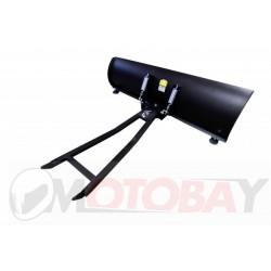 "IRON BALTIC Universal Taper Snow Blade (Steel) 1500mm / 59 ""ATV"