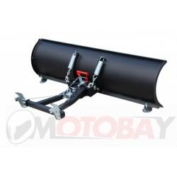 "IRON BALTIC Universal attachment Quick attach Snow blade (steel) 1500mm / 59 ""ATV"