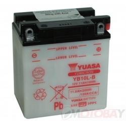 YUASA YB10L-B akumuliatorius
