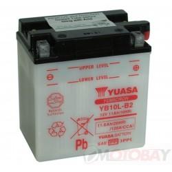 YUASA YB10L-B2 akumuliatorius