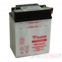 YUASA YB14A-A1 akumuliatorius