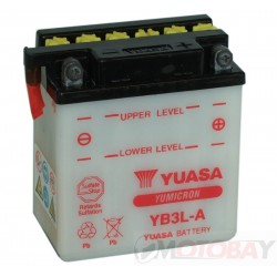 YUASA YB3L-A akumuliatorius