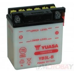YUASA YB3L-B akumuliatorius