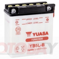 YUASA YB5L-B akumuliatorius