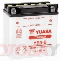 YUASA YB9-B akumuliatorius