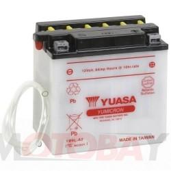 YUASA YB9L-A2 akumuliatorius