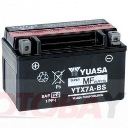 YUASA YTX7A-BS akumuliatorius