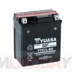 YUASA YTX7L-BS akumuliatorius