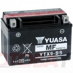 YUASA YTX9-BS akumuliatorius