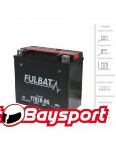 FULBAT YTX20-BS akumuliatorius
