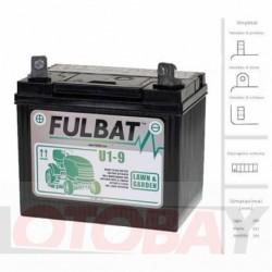 FULBAT U1-9 akumuliatorius
