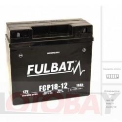 FULBAT FCP18-12 akumuliatorius