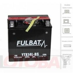 FULBAT YTX14L-BS akumuliatorius