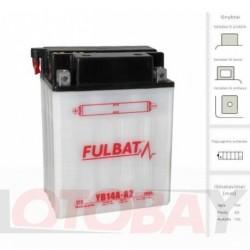 FULBAT YB14A-A2 akumuliatorius