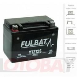 FULBAT YTZ12S akumuliatorius