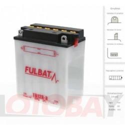 FULBAT YB12A-B akumuliatorius