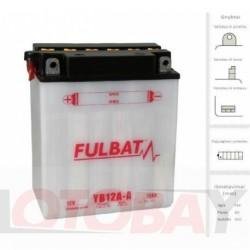 FULBAT YB12A-A akumuliatorius