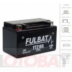 FULBAT YTZ10S akumuliatorius