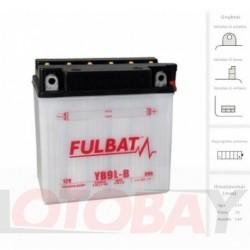 FULBAT YB9L-B akumuliatorius