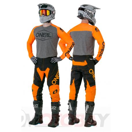 O'NEAL Mayhem Hexx Orange/Gray