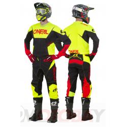 O'Neal Element Racewear Neon Yellow