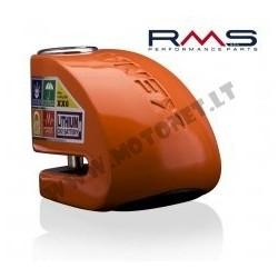 Disc lock 288010031 d6mm , oranžinės spalvos