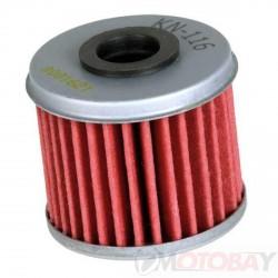 K&N KN-116 tepalo filtras