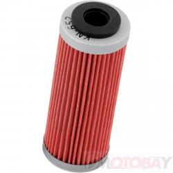 K&N KN-652 tepalo filtras