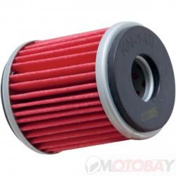 K&N KN-140 tepalo filtras