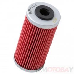 K&N KN-611 tepalo filtras
