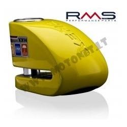 Disc lock 288010050 d14mm , geltonos spalvos