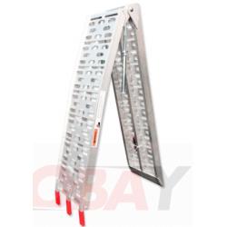SHARK aliuminio rampa, max apkrova 680kg