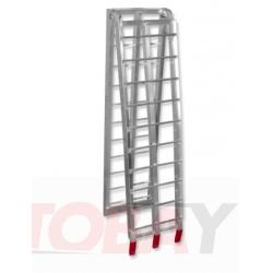 SHARK aliuminio rampa, max apkrova 340kg