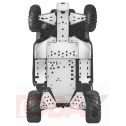 SHARK aliuminio dugno apsauga CAN-AM MAVERICK X-DS TURBO
