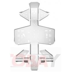 SHARK aliuminio dugno apsauga CAN-AM OUTLANDER 1000 MAX XTP/2019