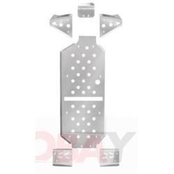 SHARK aliuminio dugno apsauga LINHAI M550 EFI LT