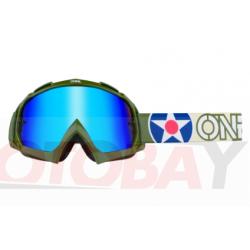 O'NEAL B-10 dviratininko akiniai