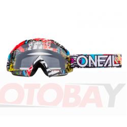 O'NEAL B-10 CRANK dviratininko akiniai